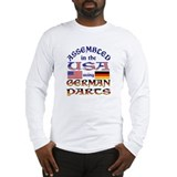 USA / German Parts Long Sleeve T-Shirt