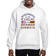 USA / German Parts Hoodie