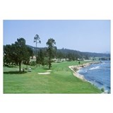 Pebble Beach Golf Course CA USA
