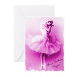 Anna Pavlova, &quot;Cygne&quot; Greeting Cards (Pk of 10