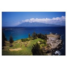 The Bay Course at the seaside, Ritz-Carlton, Kapal