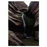 Waterfall, Saddle Canyon, Marble Canyon, Grand Can