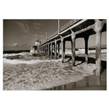 Pier, Manhattan Beach Pier, Manhattan Beach, Los A