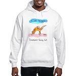Cat Yoga Hooded Sweatshirt