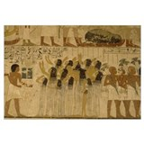 Mural Depicting Female Servants Carrying the Riche