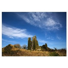 Dunhill Castle, The Copper Coast Geopark, County W