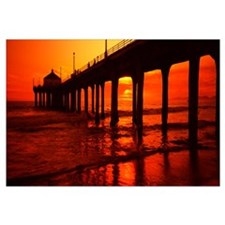 Manhattan Beach Pier, Manhattan Beach, Los Angeles