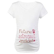 Future Astronaut Pink Shirt