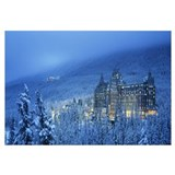 Banff Spring Hotel Alberta Canada