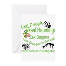 Ghost Adventures Greeting Cards (Pk of 20)