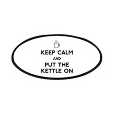 Keep Calm Patches
