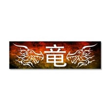 Cool Funny year of the dragon Car Magnet 10 x 3