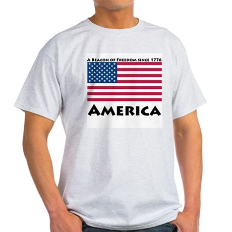 America Freedom Light T-Shirt
