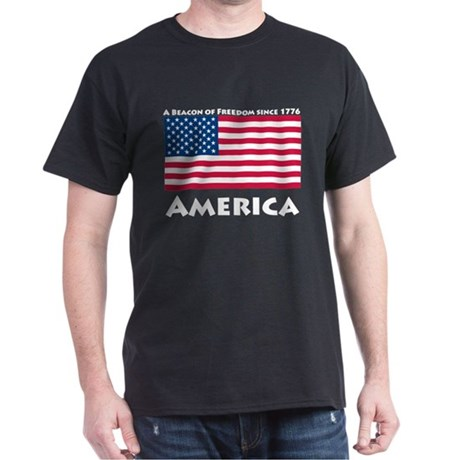 America Freedom Dark T-Shirt