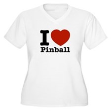 I love Pinball T-Shirt