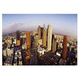 California, Los Angeles, Financial District