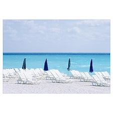 Beach Chairs South Beach Miami Beach FL