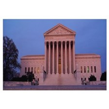 US Supreme Court building, Washington, DC