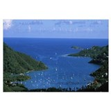 Coral Harbor Coral Bay East End St. John US Virgin