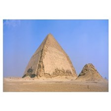 The 'Bent' Pyramid (Il-Haram Il-Munhani) Dahshur E