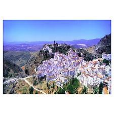 Casares Andalucia Spain
