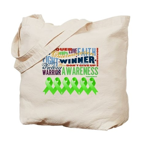 Non-Hodgkins Lymphoma Tote Bag