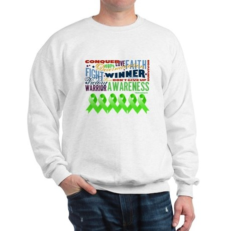 Non-Hodgkins Lymphoma Sweatshirt