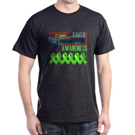 Non-Hodgkins Lymphoma Dark T-Shirt