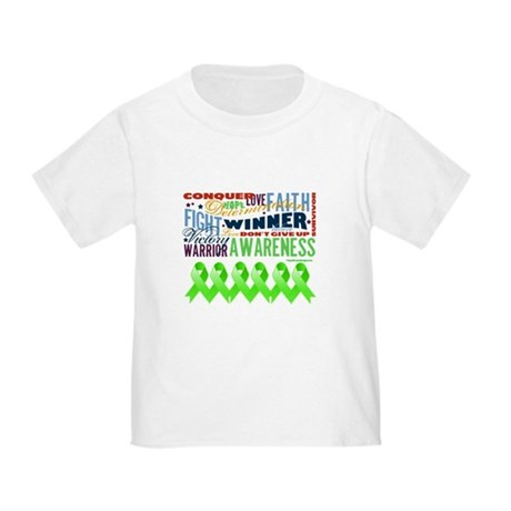 Non-Hodgkins Lymphoma Toddler T-Shirt