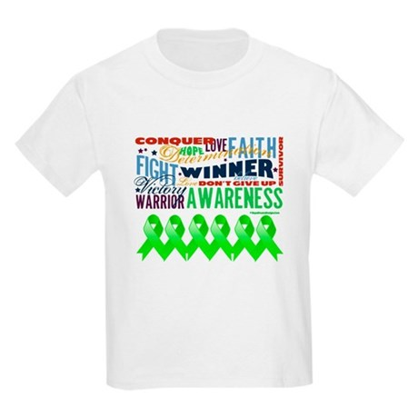 Non-Hodgkins Lymphoma Kids Light T-Shirt