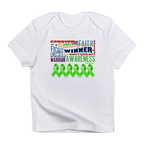 Non-Hodgkins Lymphoma Infant T-Shirt