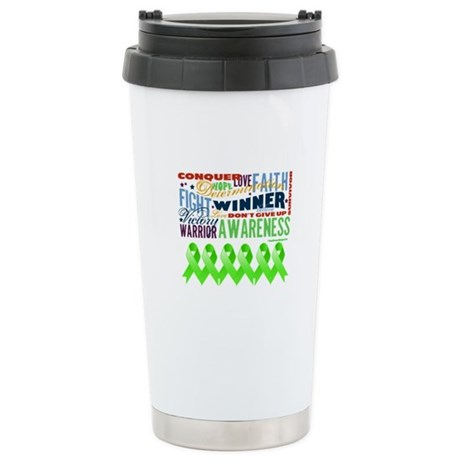 Non-Hodgkins Lymphoma Ceramic Travel Mug