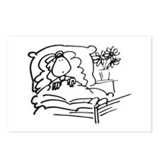 Get well Postcards (Package of 8)