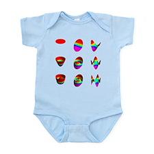 More tables Infant Bodysuit