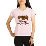 Nothin' Butt St Bernards Performance Dry T-Shirt