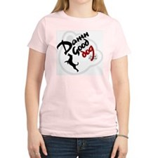 Smooth Fox Terrier Women's Pink T-Shirt