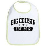 Big Cousin 2012 Bib