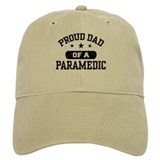 Proud Dad of a Paramedic Baseball Cap
