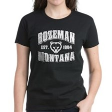 Bozeman Bear 1884 Tee