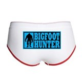 Finding Bigfoot - Hunter Women's Boy Brief