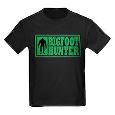 Finding Bigfoot - Hunter T