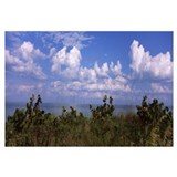 Clouds over the sea, Tampa Bay, Gulf Of Mexico, An