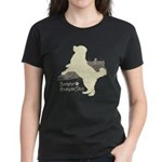 Bernese Mountain Dog Women's Dark T-Shirt
