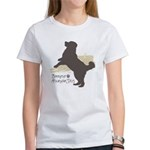 Bernese Mountain Dog Women's T-Shirt
