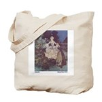 Dulac's Cinderella & Godmother Tote Bag