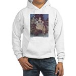 Dulac's Cinderella & Godmother Hooded Sweatshirt