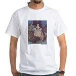 Dulac's Cinderella & Godmother White T-Shirt