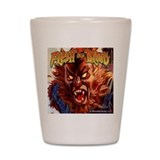 Werewolf Shot Glass