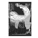 Batten's Unseen Bridegroom Postcards (Package of 8