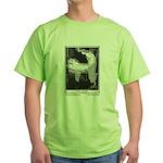 Batten's Unseen Bridegroom Green T-Shirt